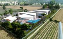 Le centre aquatique de la DLVA au conseil communautaire