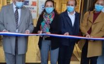 Vive émotion pour l'inauguration d'une Maison France services