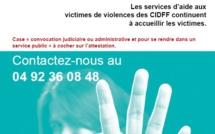 Violences conjugales, la lutte continue durant le confinement