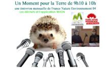 Un moment pour la terre avec France Nature Environnement - Application Triton pour les déchets