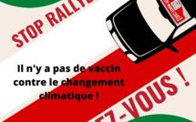 A Gap, mobilisation anti rallye de Monte-Carlo