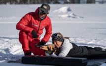 Nordic Alpes Du Sud avec Julie Rousselle