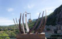Alfredo Lombardo, Un sculpteur peintre à l'image de Sisteron !