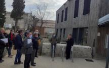 Des maires unis pour la forêt et le bois local à Volonne