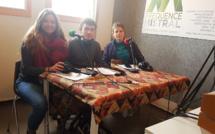 Les enjeux de l'agriculture biologique par 3 étudiants de l'IUT de Digne les bains