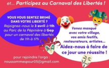 Le Carnaval des Libertés