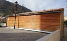 Saint André-les-Alpes, les locaux communaux chauffés en réseau