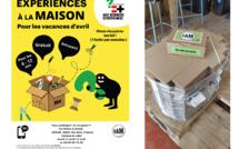 Des boites à manip' sur la biodiversité pour les enfants de 8 à 11 ans à Digne et à Manosque