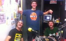 Mountain top station avec le Kara'Basse sound system !