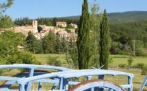 Mallefougasse, un village Provençal ou  les pierres en disent long!