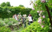 « Rendez-vous aux jardins » au musée de Salagon  le 5 et 6 juin