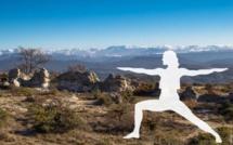 Balade-Yoga au pays des Mourres le 29 mai 2021