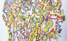 La galerie Brilllanart expose les oeuvres de Yves Sauvadet