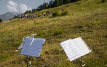 Entre Alpes et Provence, l'itinérance musicale !