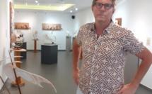 Olivier Logerot sculpteur de marine expose à Sisteron