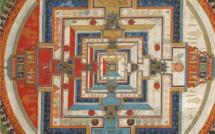 Exposition de mandalas à la Maison Alexandra David Néel