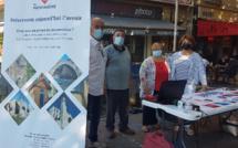 La Fondation du patrimoine était sur le forum des associations à Digne