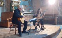 Un retour sur le Concert Duo du haut à Villard Saint Pancrace