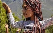 Amal la poupée géante fera escale dans le Briançonnais le 24 septembre !