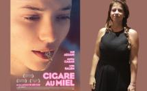 La réalisatrice Kamir Aïnouz présentait son 1er long métrage à Digne les bains