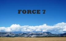FORCE 7 du 24 septembre 2021