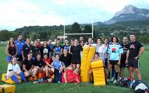 Le XV féminin des Alpes du Sud s'appellera les Alpines