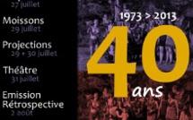 Longo Maï fête ses 40 ans d'activités…