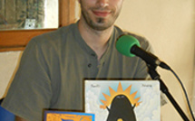 Le dessinateur Eric Ferrié est notre invité