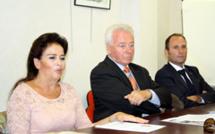 L'ex-Reine d'Egypte Fadila Farouk était à Sisteron