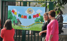 L'inauguration d'une maison d'assistante maternelle a eu lieu à Sisteron