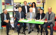La convention du Point Information Jeunesse de Sisteron vient d'être renouvelée !