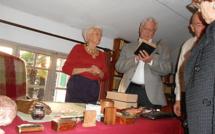 La visite d'un Prix Nobel de Littérature à Manosque…