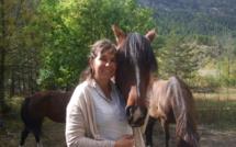 Une équithérapeute de Briançon utilise le cheval pour soigner des personnes.