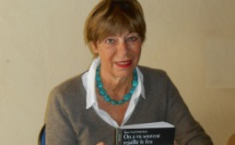 Marie-Noël Paschal présente son nouveau roman
