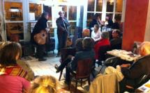 A Forcalquier, la Parenthèse est un nouveau lieu de rencontres pour musiciens.