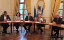 Les plateformes Initiative organisent une opération commune à Digne.