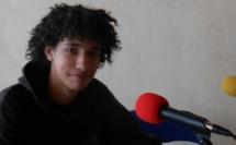 Sam élève de L'école Internationale a passé une semaine dans notre radio.