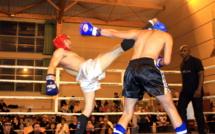Kick boxing en vedette à Sisteron ce week-end !