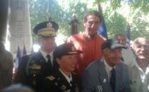 Bulletin estival 2014.08.19 : Une cérémonie réussie et très émouvante le 18 août à Riez pour fêter les 70 ans de sa libération