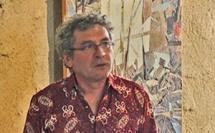 Rétrospective 2014 : Estivales, invité l'archéologue et plasticien Michel Grenet (20.08.2014).