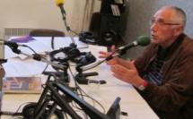 Rétrospectives 2014 : Au Jardin des Mots invite René Frégni (30.10.2014).
