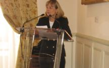 La préfète Patricia Willaert a présenté ses voeux pour 2015