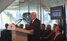 Le Président Vauzelle présente ses vœux à la presse régionale