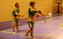 Sisteron capitale du badminton ce week-end !
