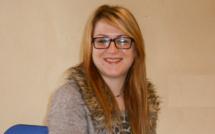 Camille Goeury est juriste à l'association d'aide aux victimes
