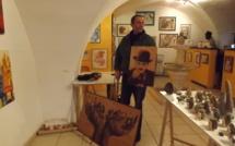 Le café Plumer permet à des artistes d'exposer à Gap
