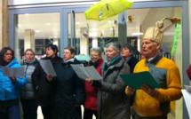 Des chansons et une pétition pour sauver le train de nuit !