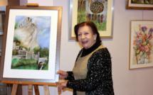 Nyka Deléris Mayet une artiste à découvrir à Sisteron