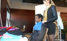 Conseils en images, coaching, au forum pour l'emploi de DLVA.