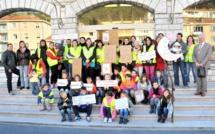 Une opération des parents d'élèves contre les rythmes scolaires à Sisteron !